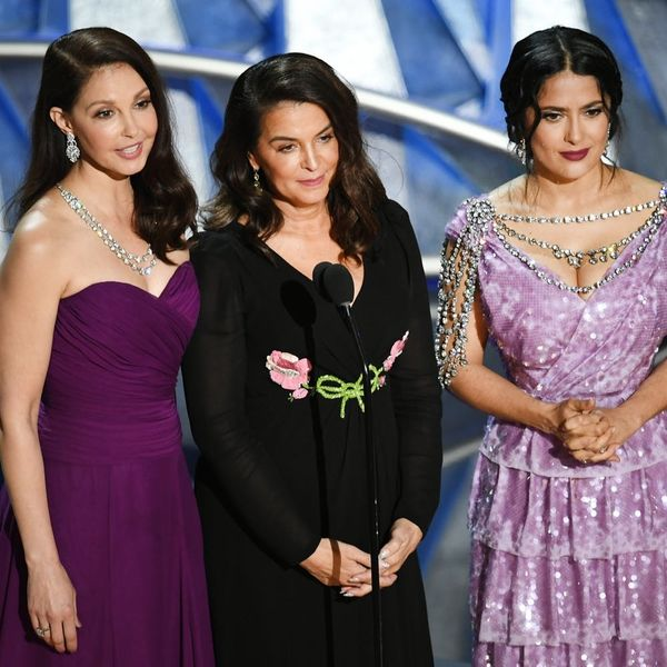 Here's How the 2018 Oscars Celebrated Time's Up and Diversity in Hollywood