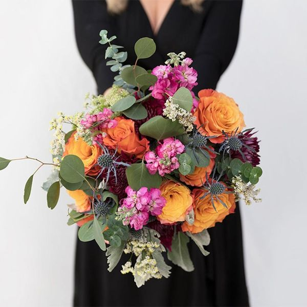 The Bouqs Co.'s Wedding Collection Has the Gorgeous Wedding Flowers of Your DIY Dreams