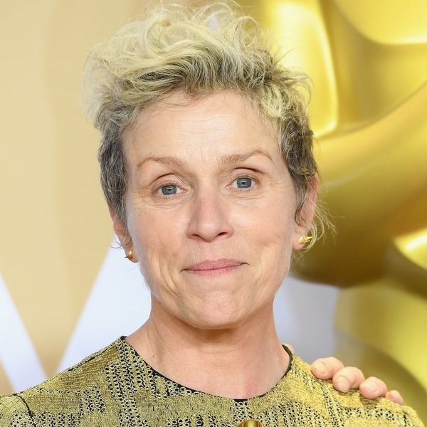 Frances McDormand's Oscar Was Briefly Stolen from an After-Party