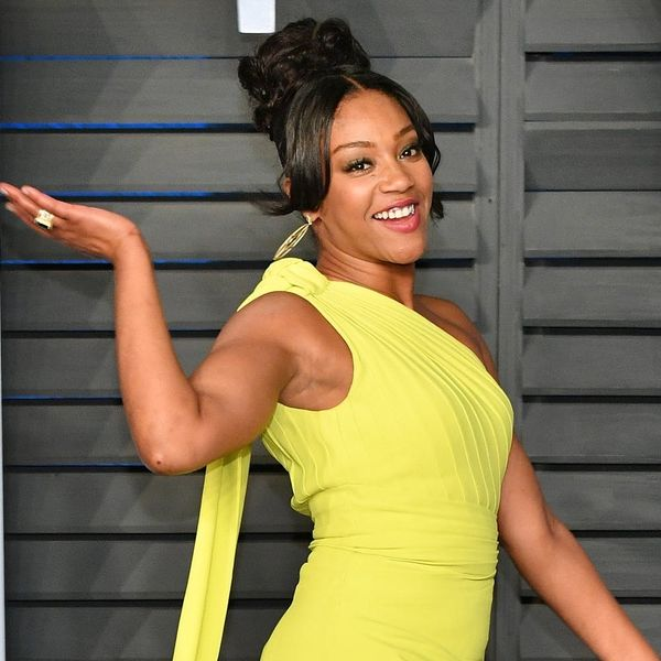 Tiffany Haddish Is Totally Game to Host the 2019 Oscars — Under One Condition