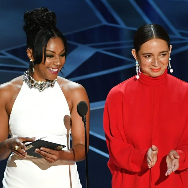 Dear Academy: Please Let Tiffany Haddish and Maya Rudolph Co-Host the 2019 Oscars