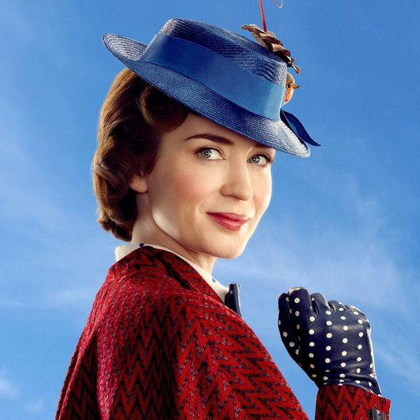 Disney Just Gave Us Our First Look at 'Mary Poppins Returns'