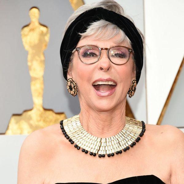 Oscars 2018: Rita Moreno Wore the Same Red Carpet Dress She Wore Over 5 Decades Ago