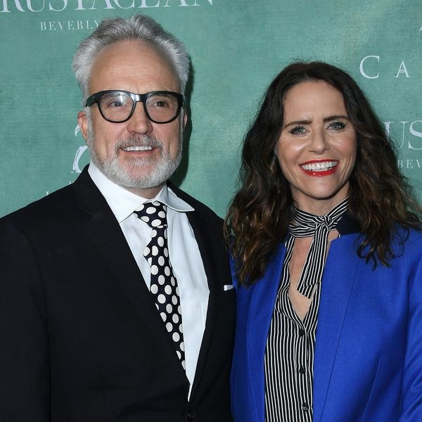 'Transparent' Costars Amy Landecker and Bradley Whitford Are Engaged!