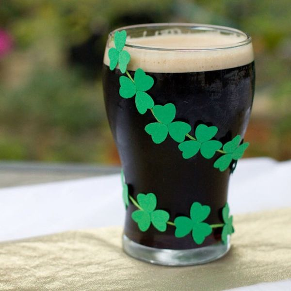 33 DIYs to Make the Most of Your St. Patrick's Day Party