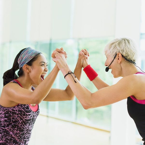 How a Fitness Instructor Taught Me to Be a Badass