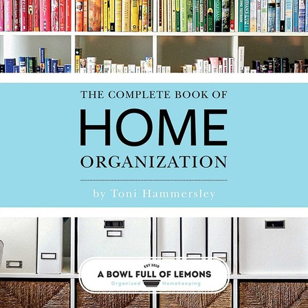 5 Organization Books for Moms Who Are Tired of a Messy Home