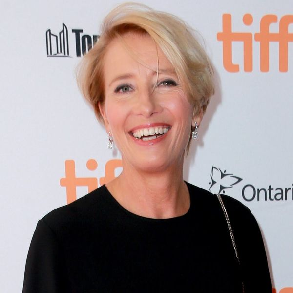 Emma Thompson Channeled Her Real-Life Heartbreak for That 'Love Actually' Scene