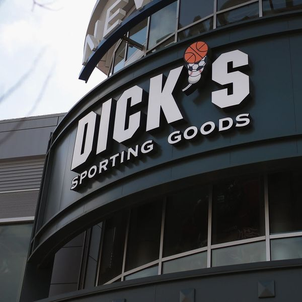 Dick's Sporting Goods Just Took a Strong Stance Against Gun Violence