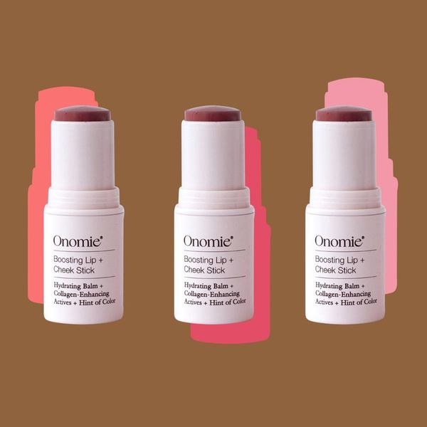 This Mini Lip and Cheek Balm Packs More Pigment Than MostLipsticks