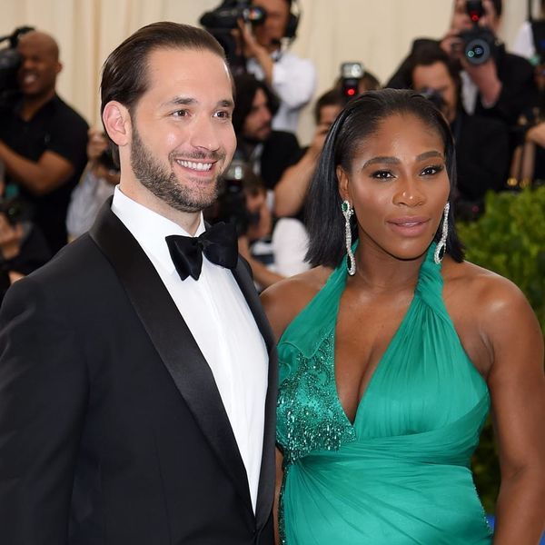 Serena Williams' Husband Celebrated Her Return to Tennis in a Very Big, Very Public Way
