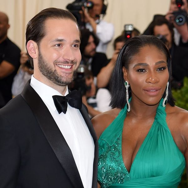 Serena Williams and Alexis Ohanian Are Reportedly Getting Married This Week