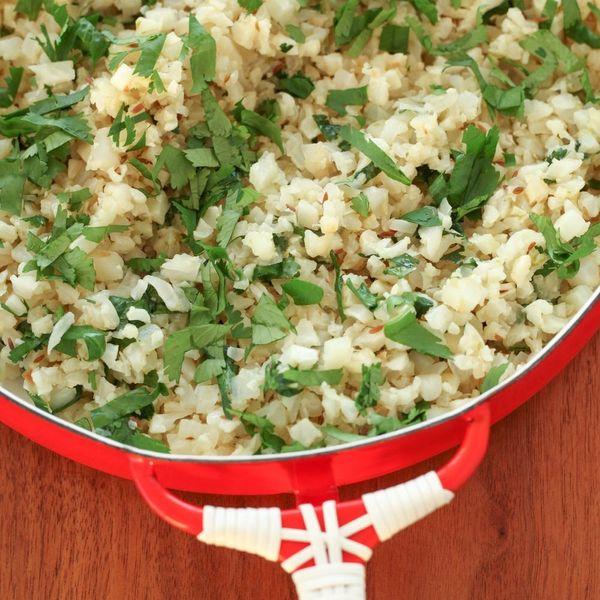 Nom Nom Paleo's Cumin Cilantro Cauliflower Rice Recipe Is a Perfect 10