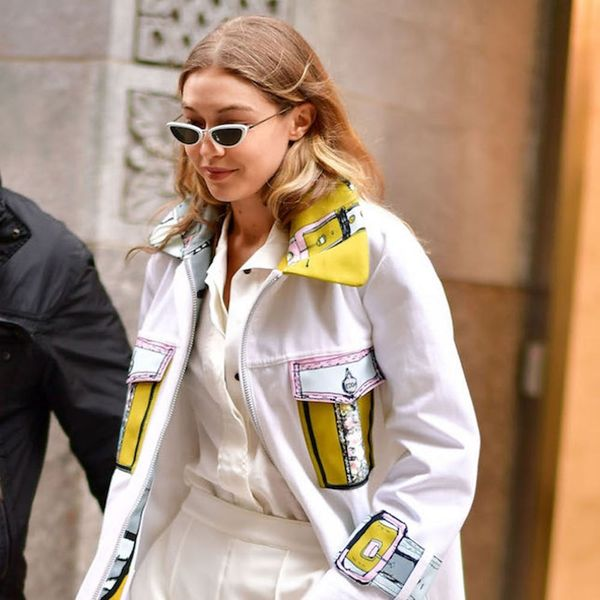 Are Gigi and Bella Hadid Making Puffer Boots a Thing?