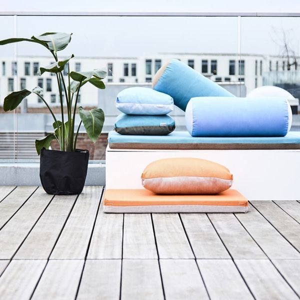 This Outdoor Cushion Collection Is All You Need to Lounge in Style This Spring