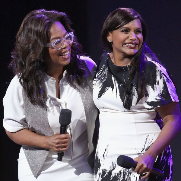 Oprah Winfrey's Gift to Mindy Kaling's Baby Had to Be Delivered by a U-Haul Truck