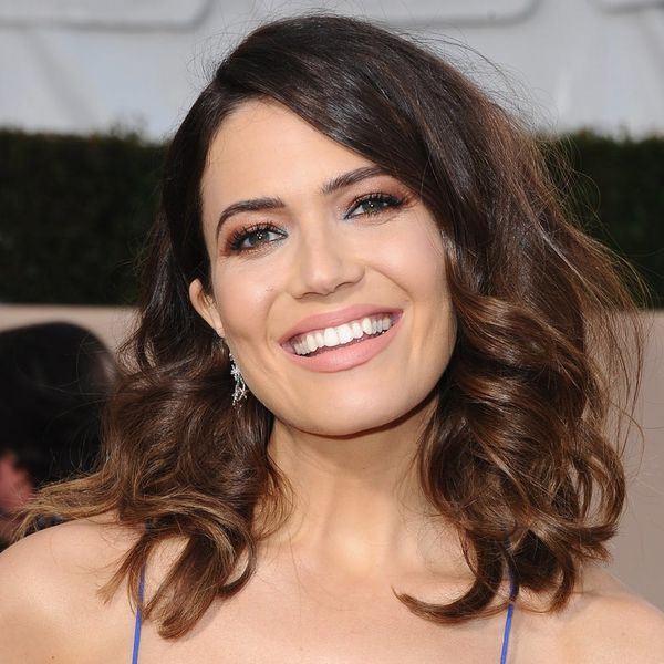 "Mandy Moore Just Returned to the Hair Color That Used to Make Her ""Shudder"""