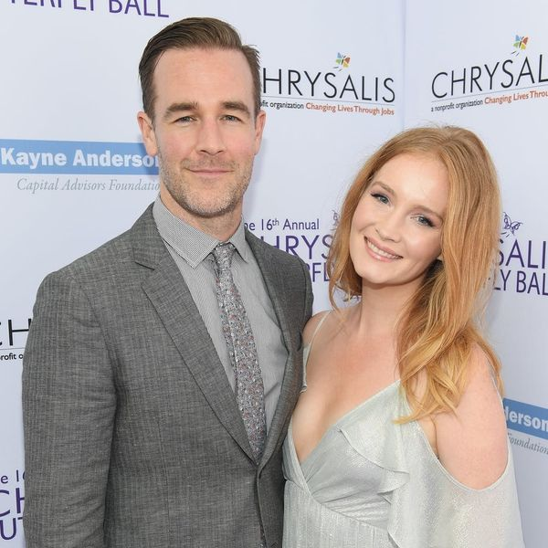 James Van Der Beek and His Wife Kimberly Are Expecting Baby #5