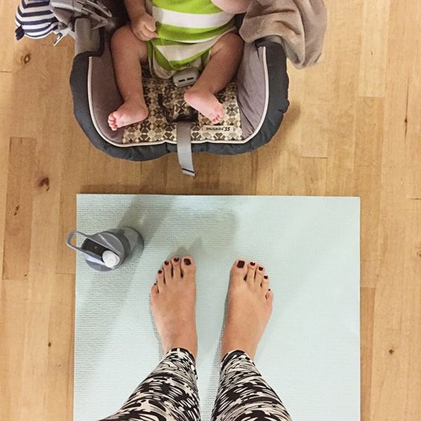 How Long You Should Wait to Exercise After Having a Baby