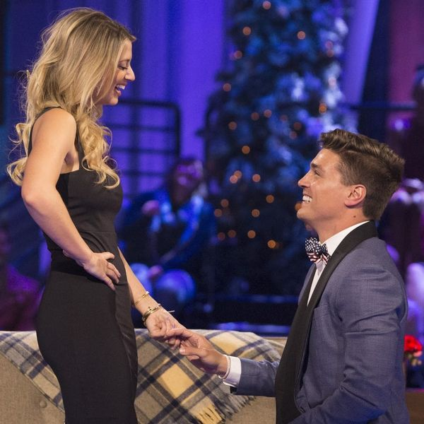 DeanUnglert's FakeProposal toLesley Murphy on 'Bachelor: Winter Games' Was Actually So Cute