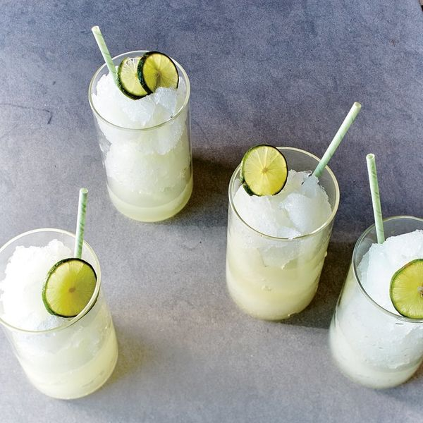 The Key to a Really Good Frozen Margarita