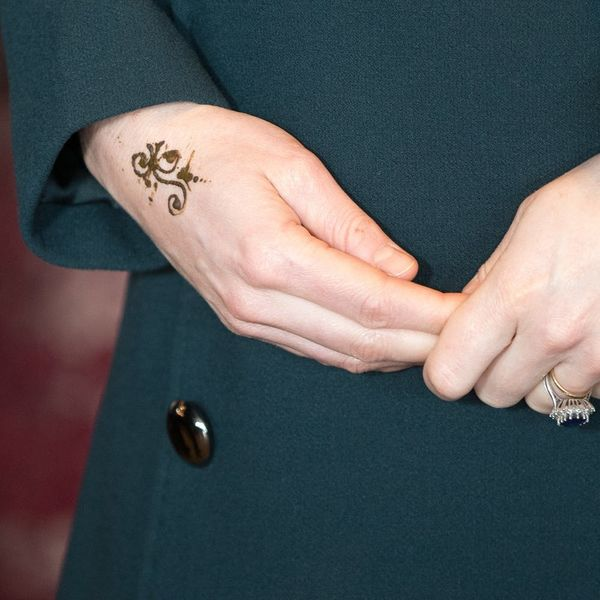 Kate Middleton Has a New Tattoo… Sort Of