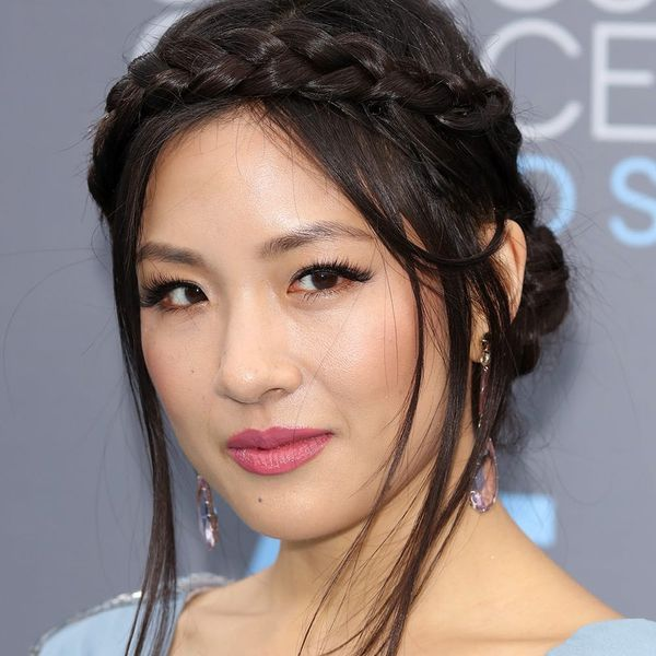 Constance Wu's New Pink Hair Has Us Wishing for Spring