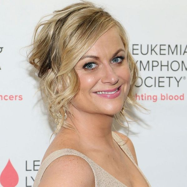 Amy Poehler Just Changed Her Hair Color… Again!