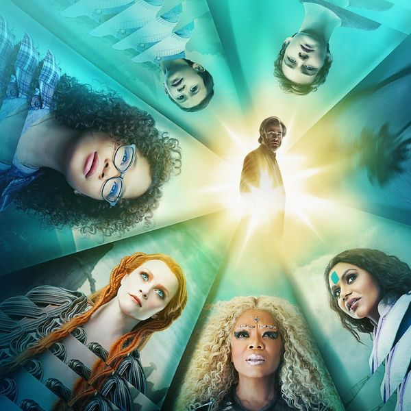 Time's 'A Wrinkle in Time' Cover Has Us So Excited for 2018