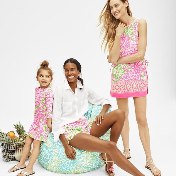 Pottery Barn Is Partnering With Lilly Pulitzer and We're Already Obsessed