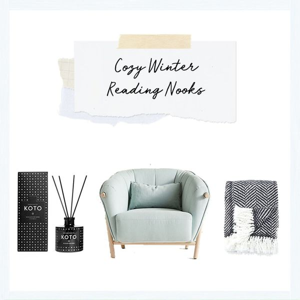 How to Create a Cozy Winter Reading Nook