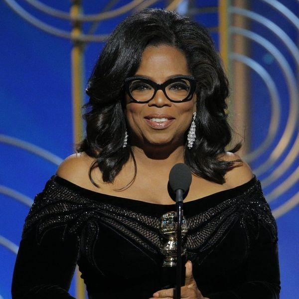 Will Oprah Run for President? Longtime Partner Stedman Graham Says Maybe