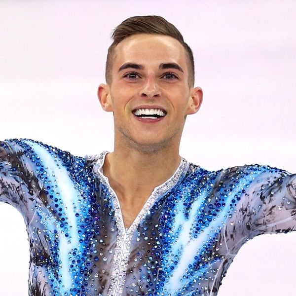 Adam Rippon Had the Sweetest Response to Sally Field's Set-Up Attempt