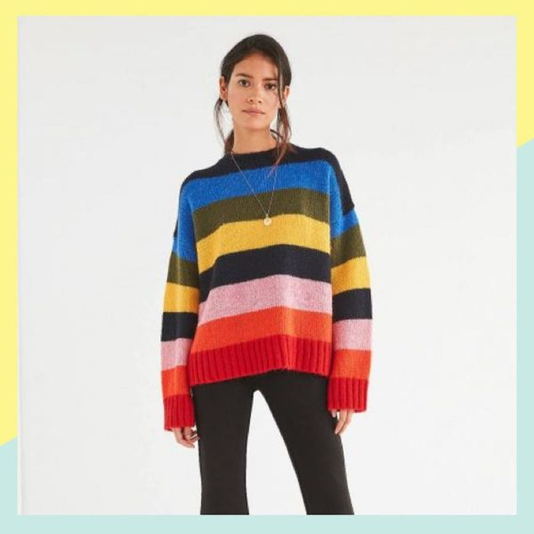 This Is the Instagram-Approved Sweater You've Been Seeing Everywhere