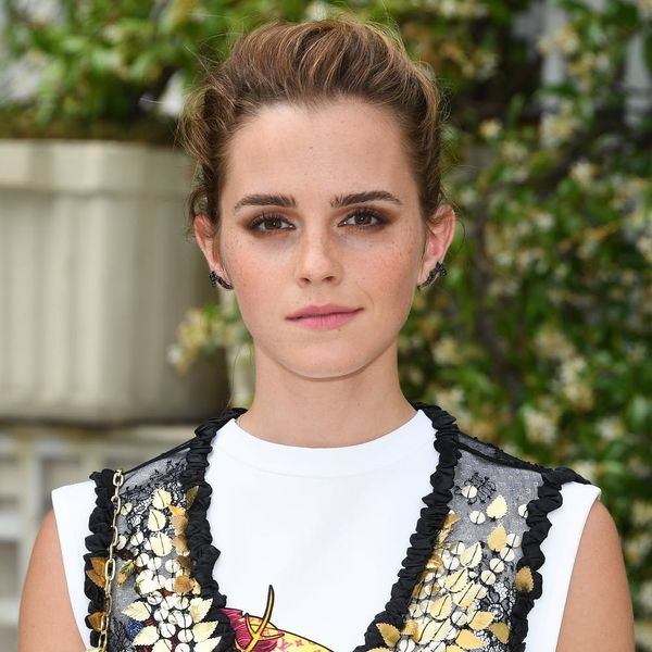 Emma Watson Helps Launch the Time's Up Movement in the UK With a $1.4 Million Donation