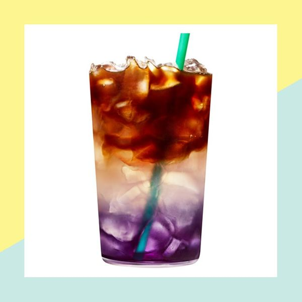 Starbucks' New Color-Changing Cold Brew Is Like a Caffeinated Mood Ring