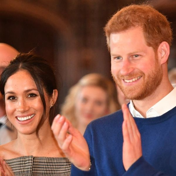 Prince Harry and Meghan Markle's Latest Date Night Included a Trip to the Theatre to See 'Hamilton'
