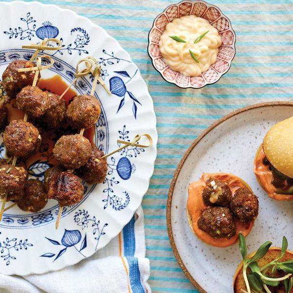 Here's Korean Barbecue for the Home Cook: Beef Bulgogi Meatballs