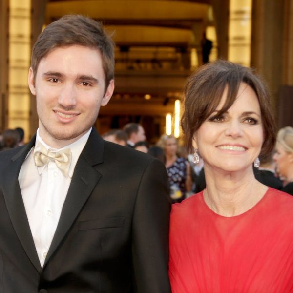 Sally Field Went Full Mom Trying to Hook Up Her Son With OlympicFigure Skater Adam Rippon