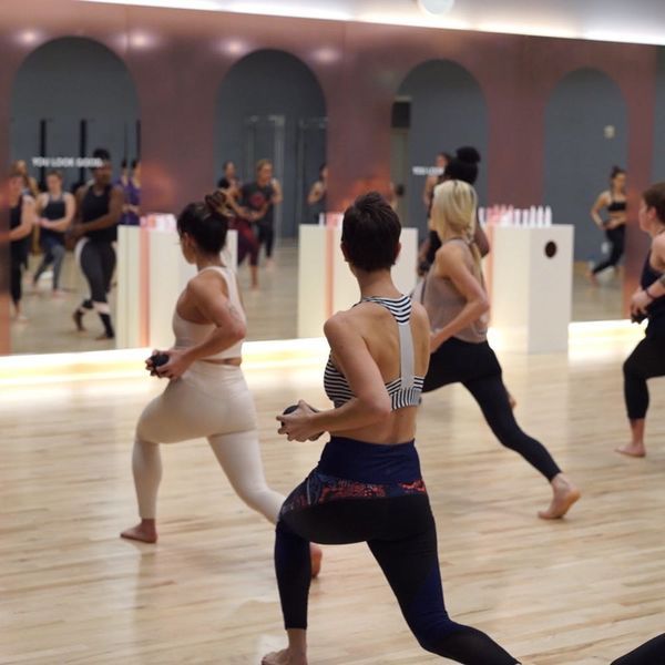 This 30-Minute Dance-Hybrid Workout Is Perfect for Busy People