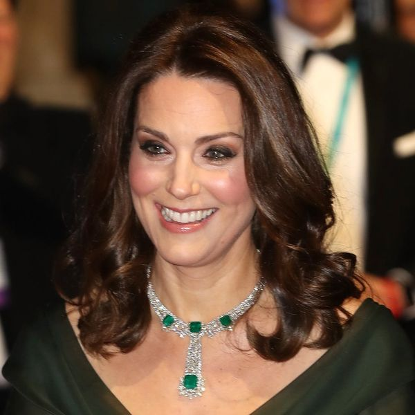 Why Kate Middleton's BAFTA Awards Gown Has People Up in Arms