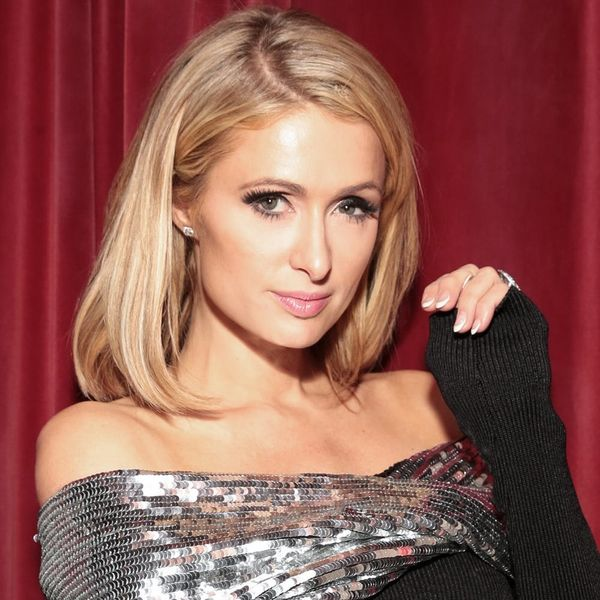 Paris Hilton's Birthday Bash Included a Very Unexpected Guest
