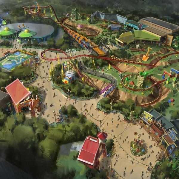 Toy Story Land Is Opening at Disney World in Summer 2018 and It Looks Amazing