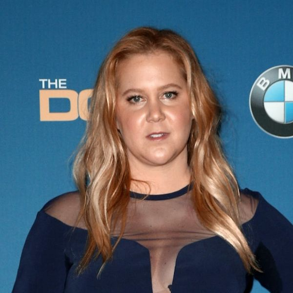 Amy Schumer Only Tried on 1 Wedding Dress Before Walking Down the Aisle