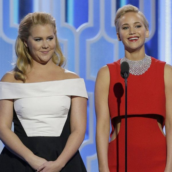 Jennifer Lawrence Dishes on BFF Amy Schumer's 'Beautiful' Wedding Ceremony