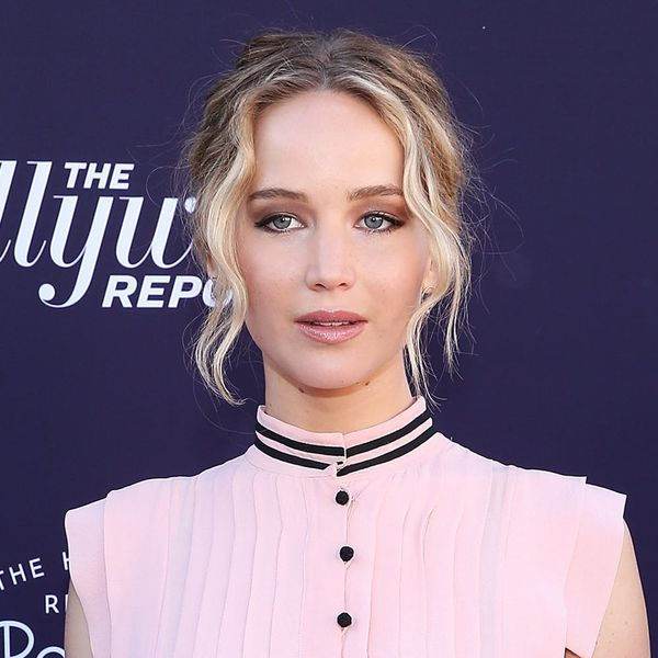 Jennifer Lawrence Recycled a Red Carpet Dress for Amy Schumer's Wedding