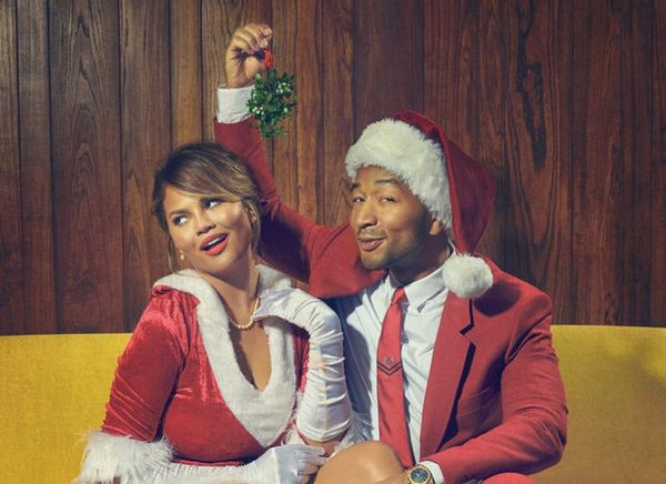 Chrissy Teigen and John Legend Are Getting Their Own Christmas TV Special