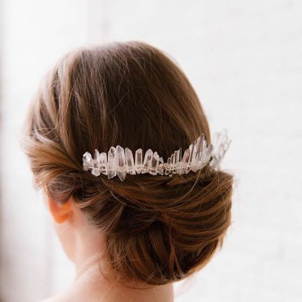 33 Bridal Bun Hairstyle Ideas for Your Wedding Day