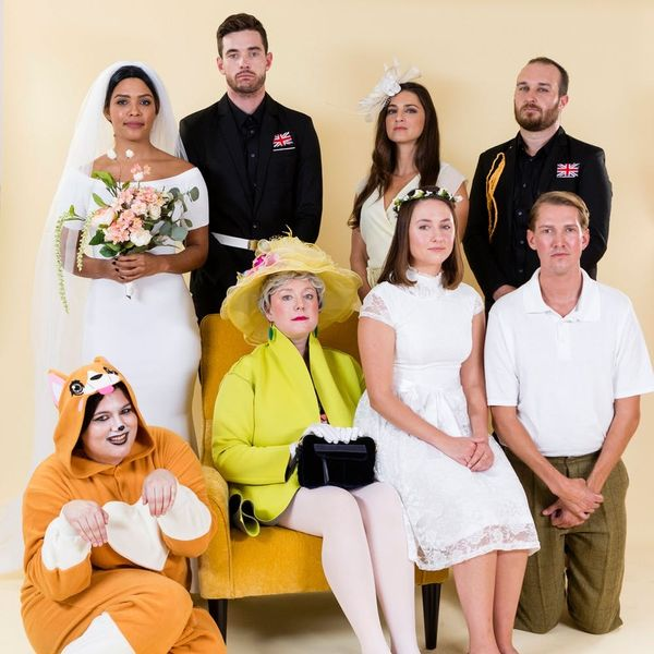 Live an IRL Fairytale With This Royal Wedding Group Halloween Costume