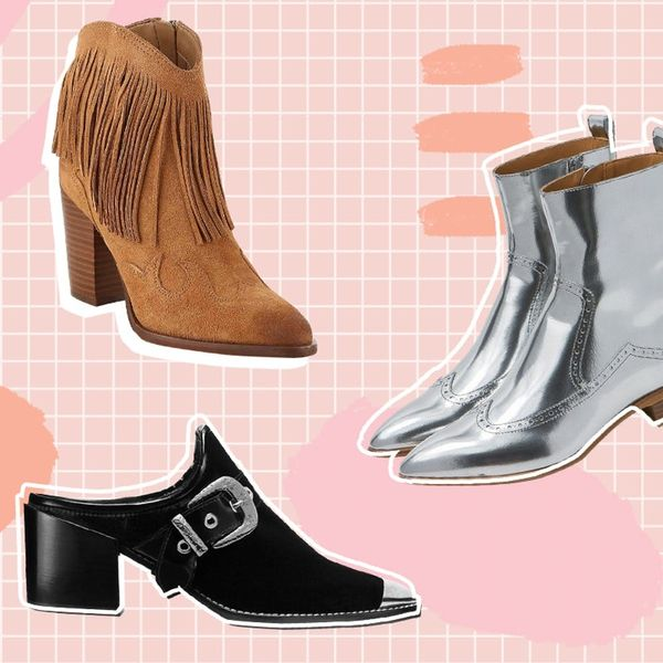 15 Reasons Why You're Gonna Want a Pair of Western Style Boots
